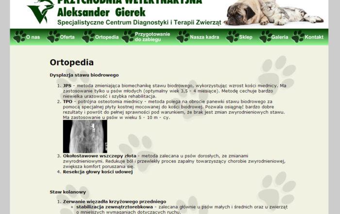 www.przychodniagierek.pl